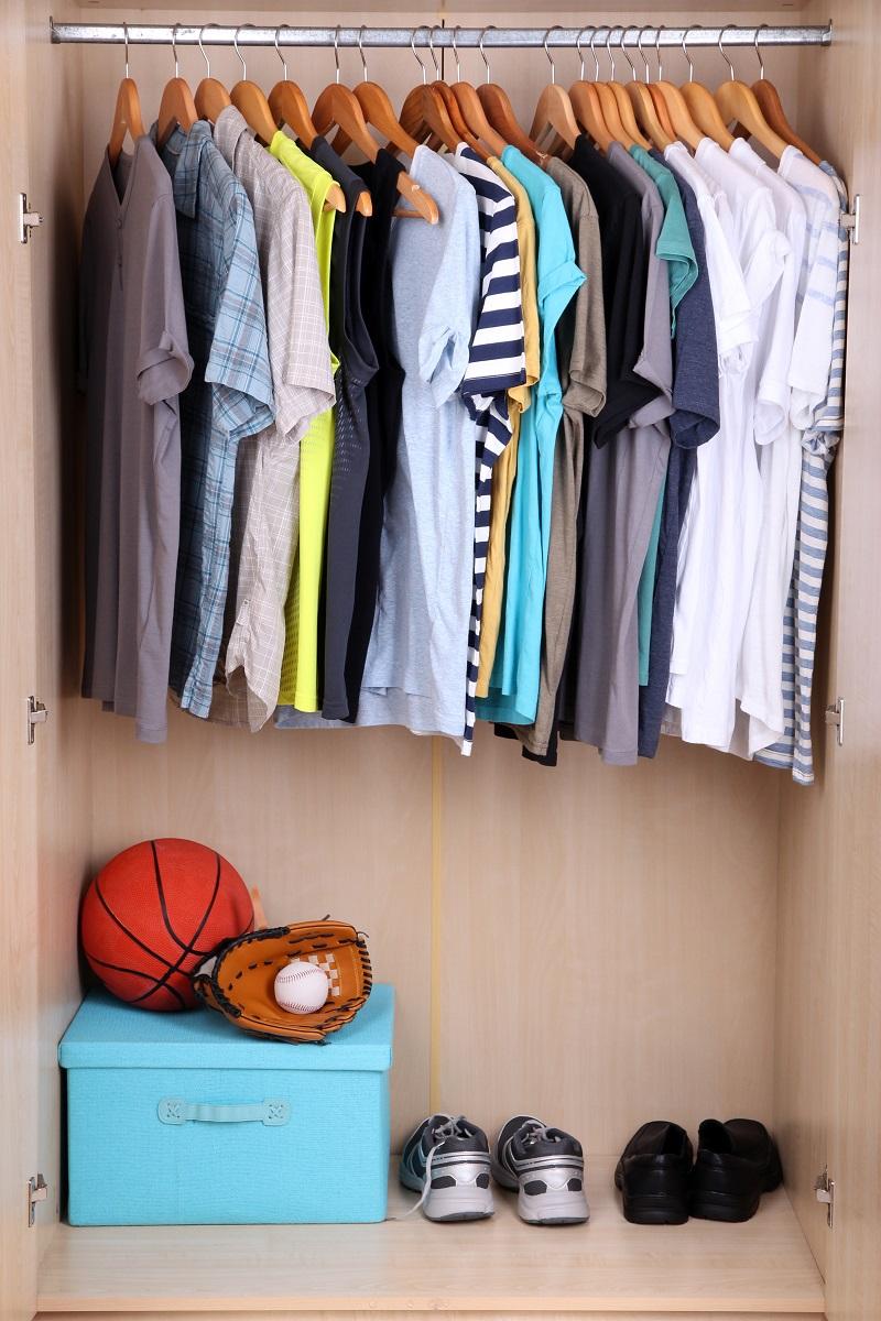 Co musisz mieć w szafie? Must have męskiej garderoby