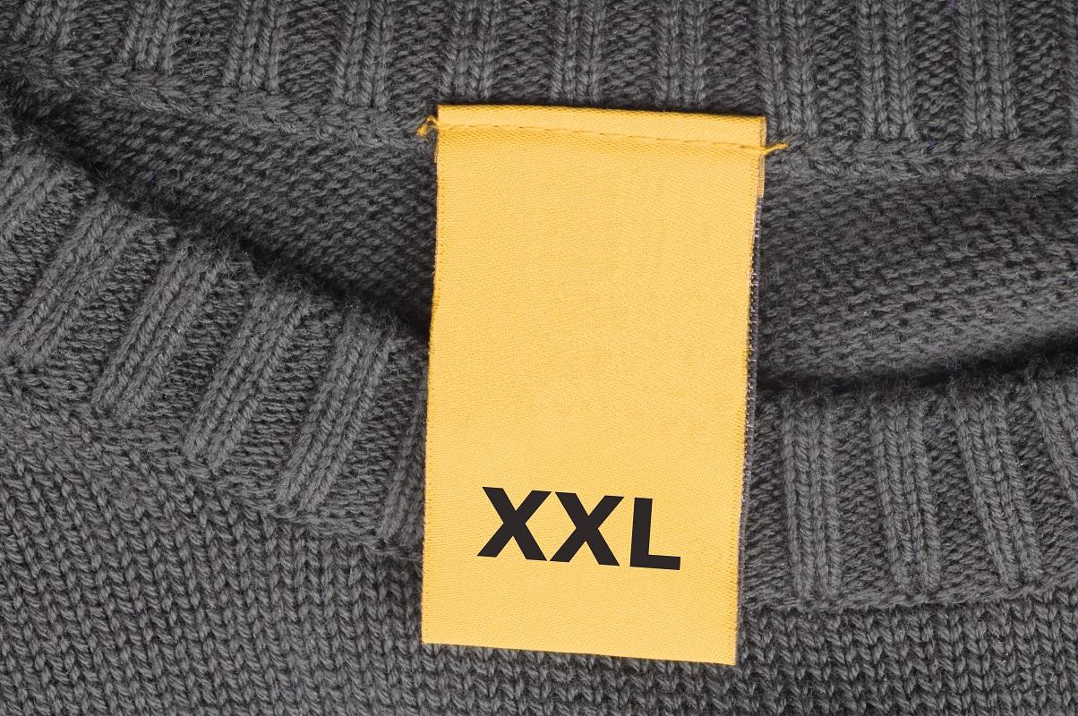Moda męska w rozmiarze xxl