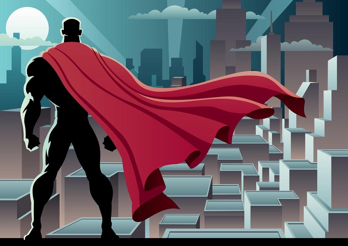 Jakim superbohaterem chciałbyś być?