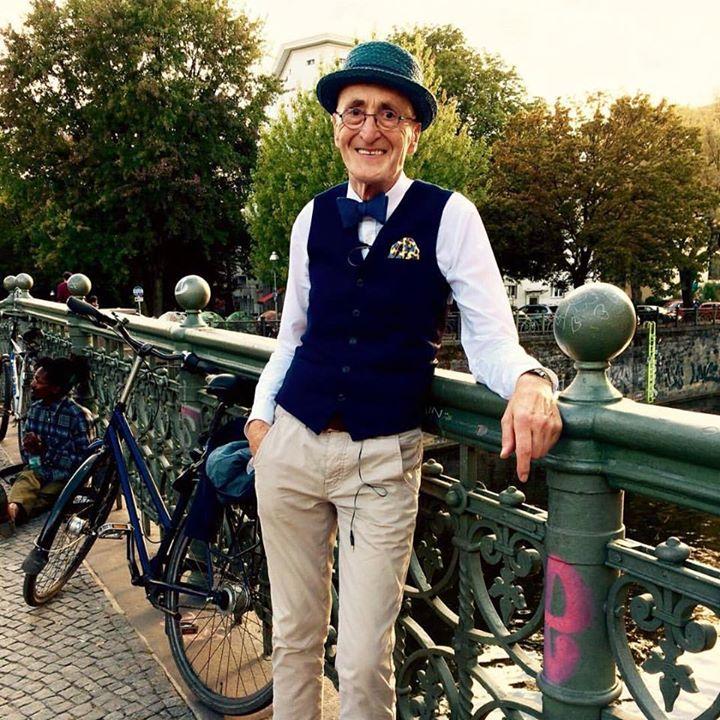 Günther Krabbenhöft: ten dziadek ma styl
