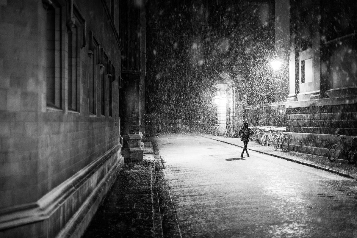 Możesz uciekać przed deszczem… ale nie musisz