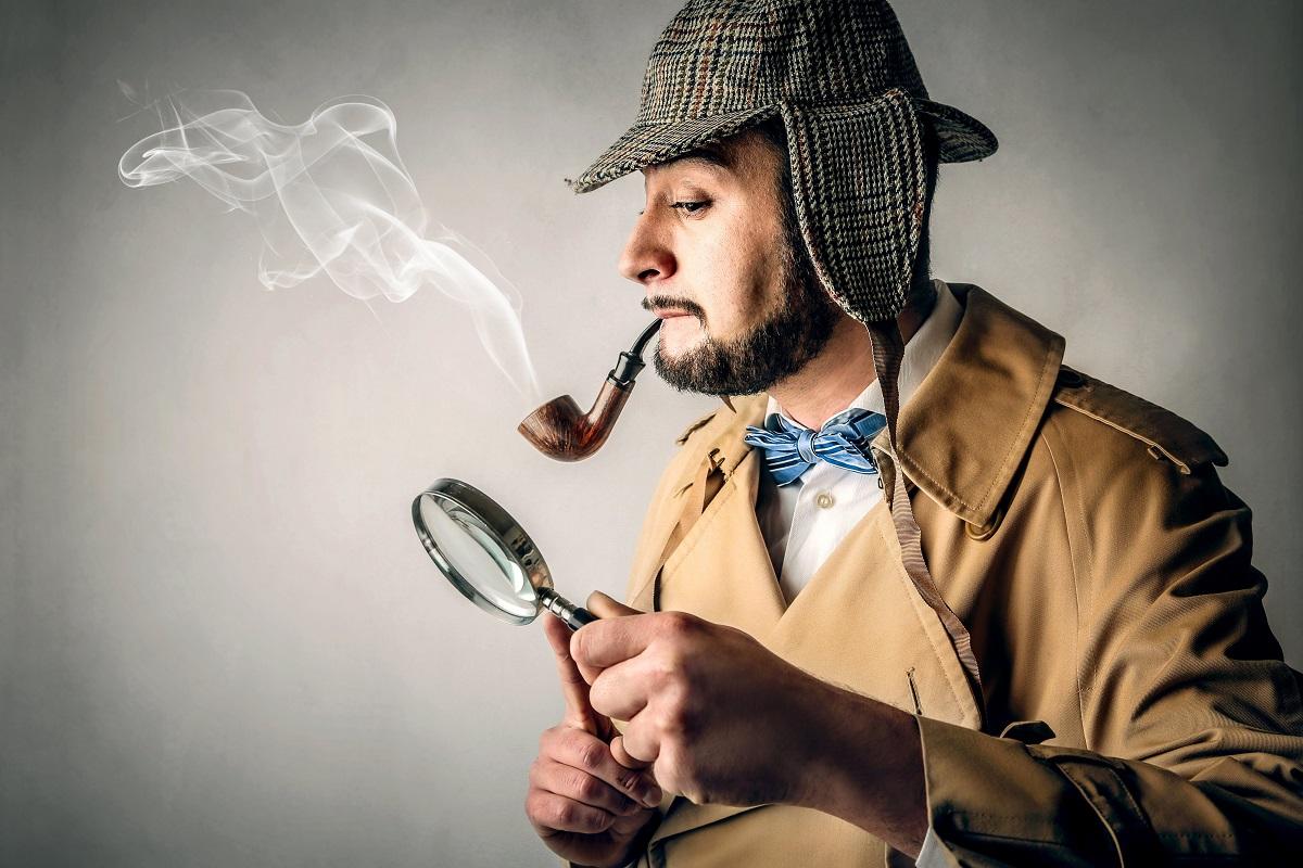 Czy masz zadatki na Sherlocka Holmesa?