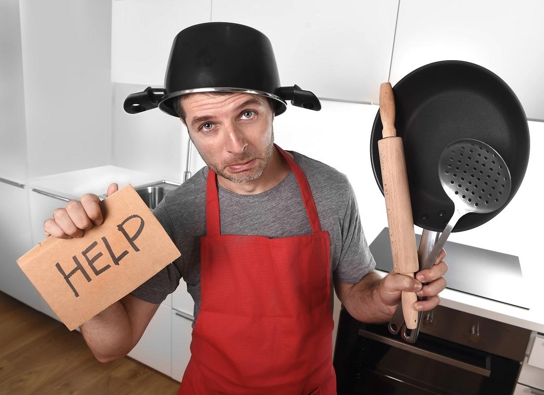 Gotowanie Po Męsku 6 Powodów Dlaczego Facet Nie Powinien