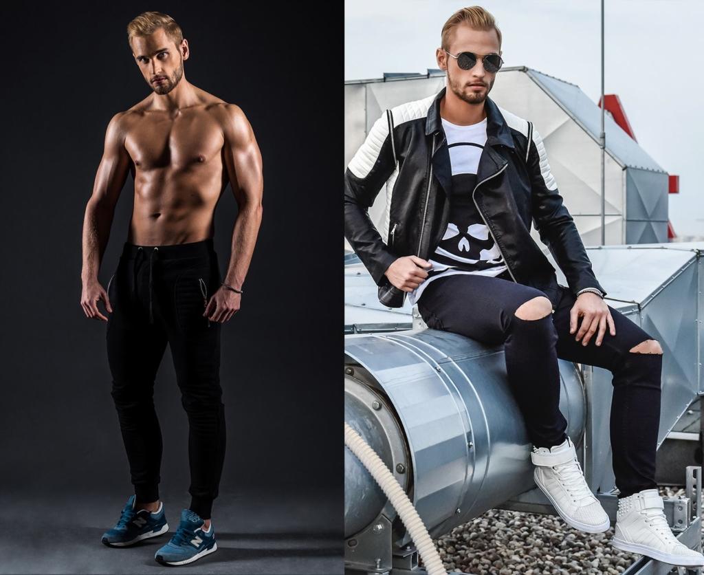 Sebastian Chłodnicki Mister Polski