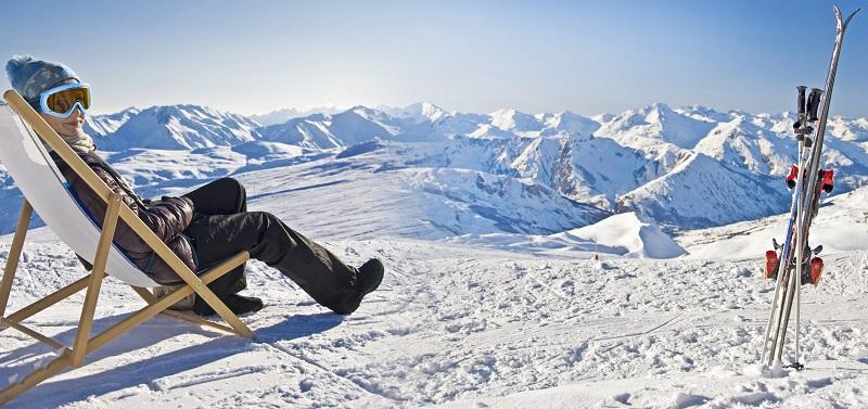 Co ubrać na narty