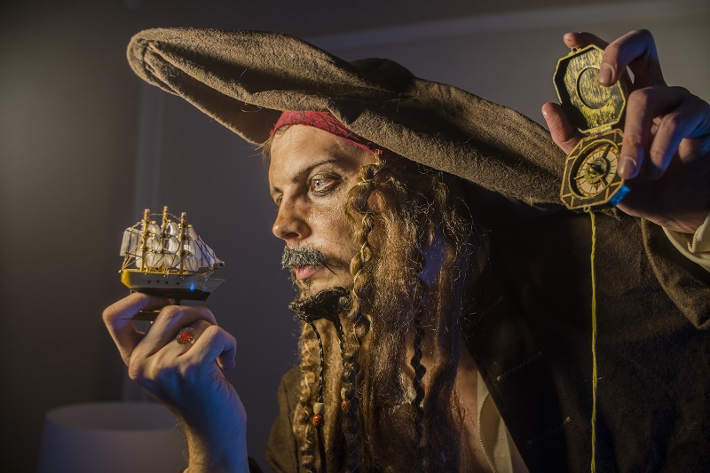 Wielki powrót: Piraci z Karaibów
