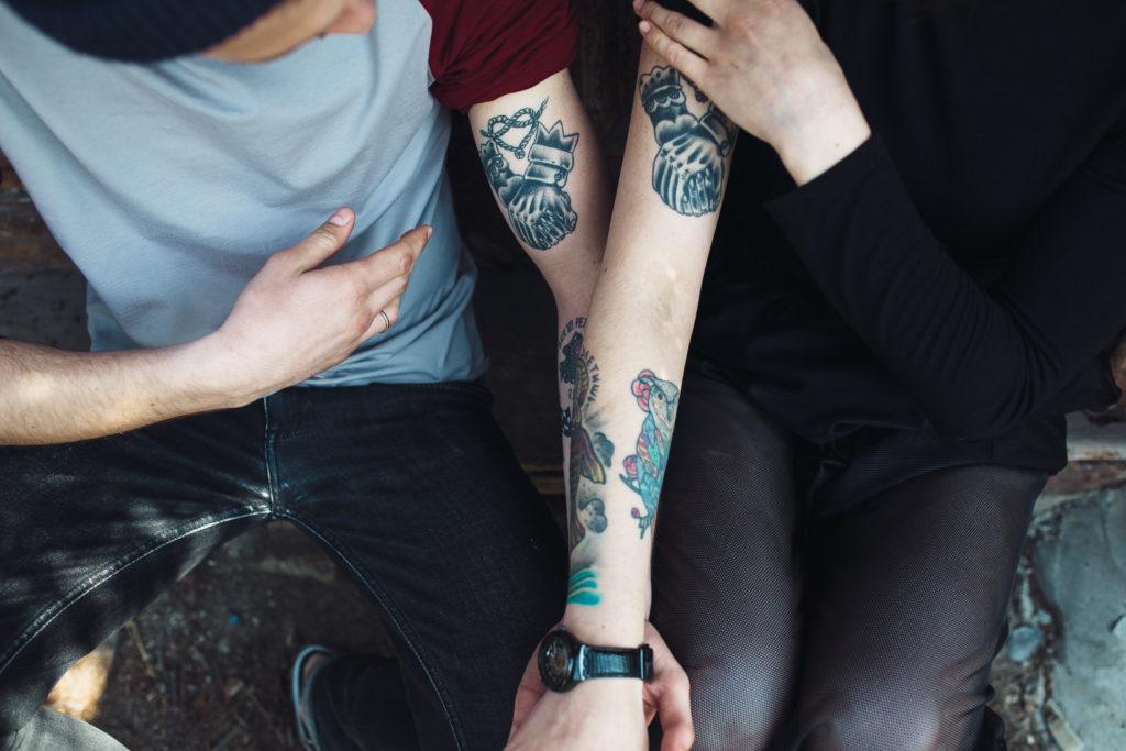 Modny Tatuaż Jak Zmieniają Się Trendy Blog O Modzie