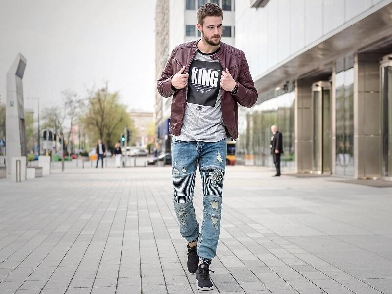 9e5800ec45892f Z czym łączyć spodnie z dziurami? » Blog o modzie męskiej – sklep z ...