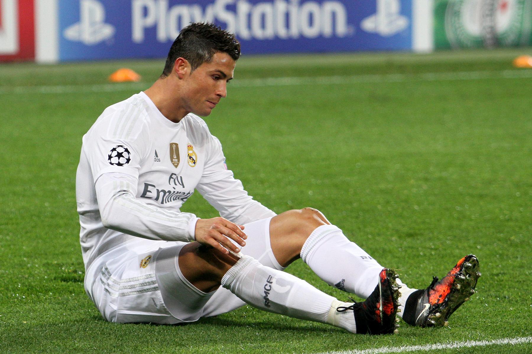 Bądź jak Cristiano Ronaldo