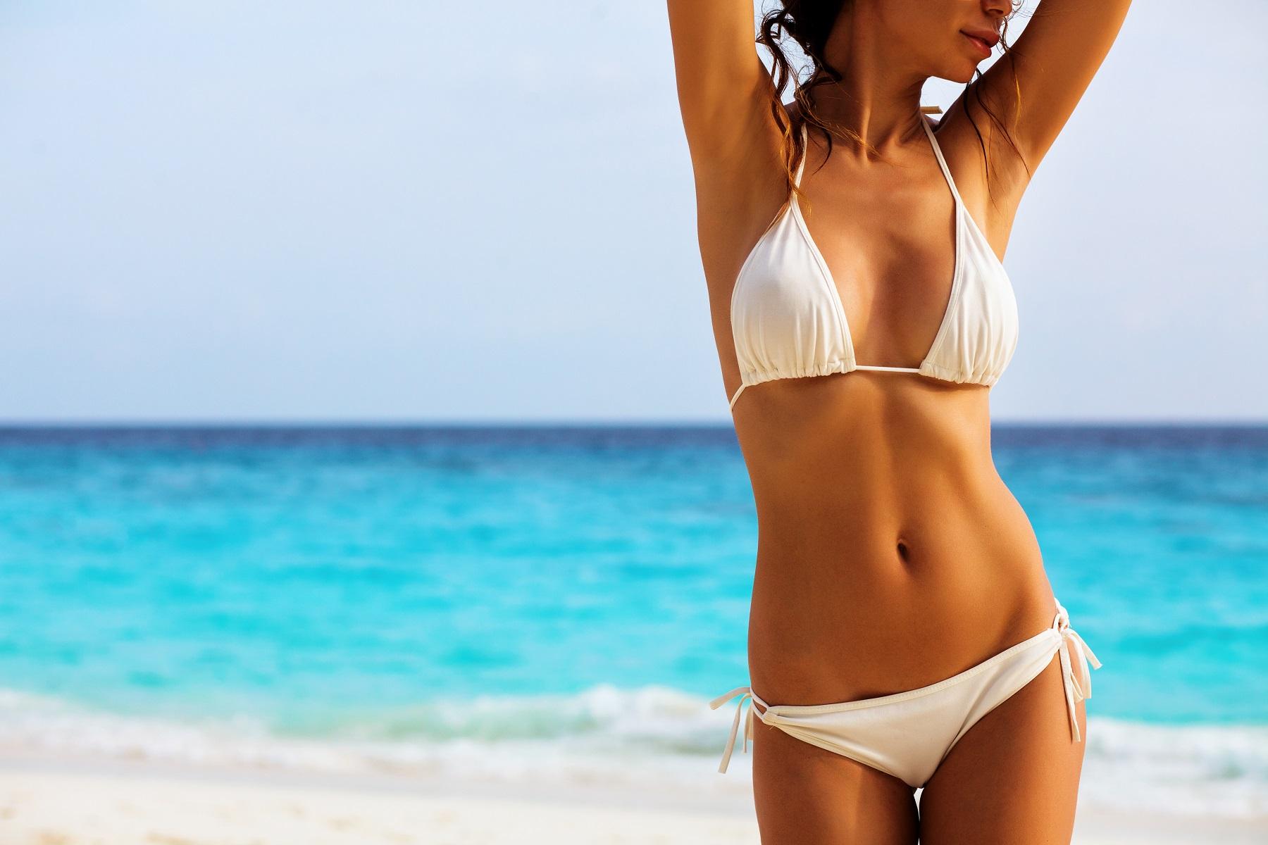 Seksowne kobiety po 40-tce, czyli polskie celebrytki w bikini