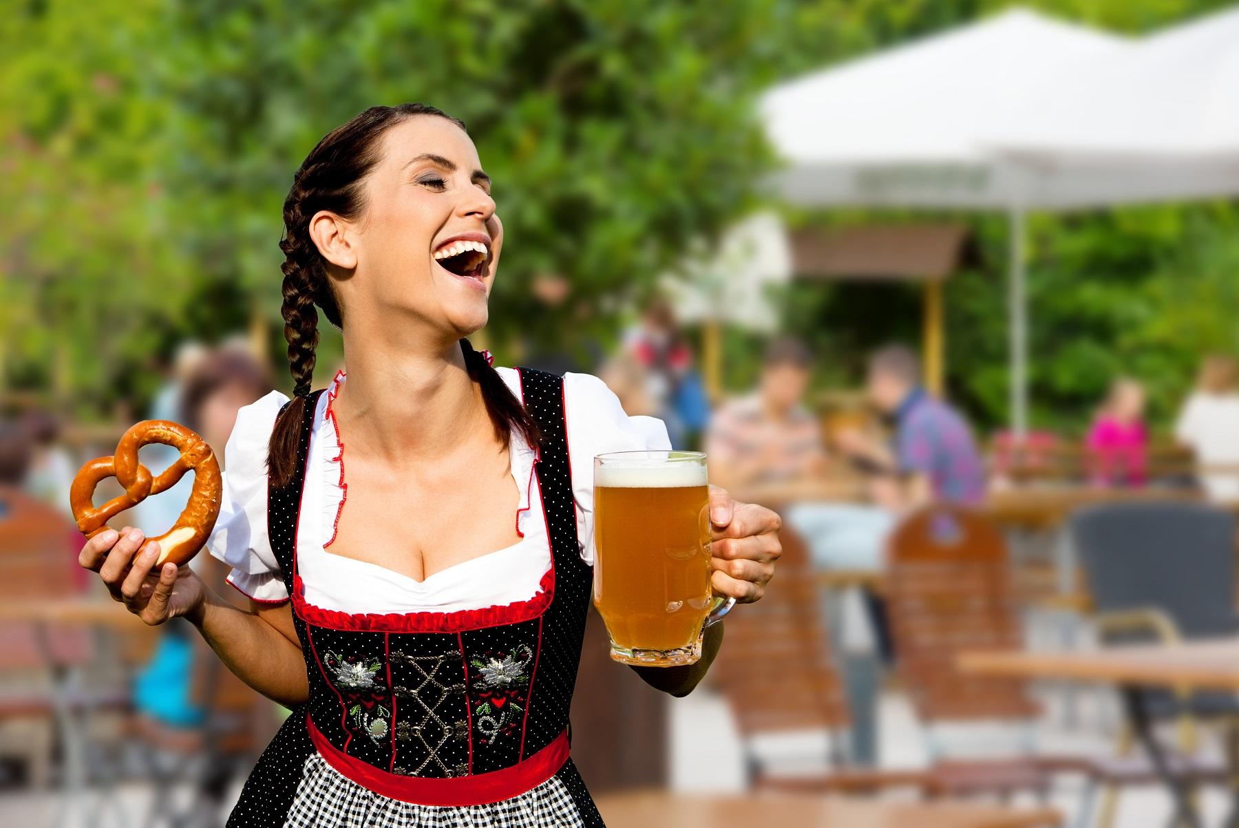 Oktoberfest, czyli dlaczego stroje ludowe są super