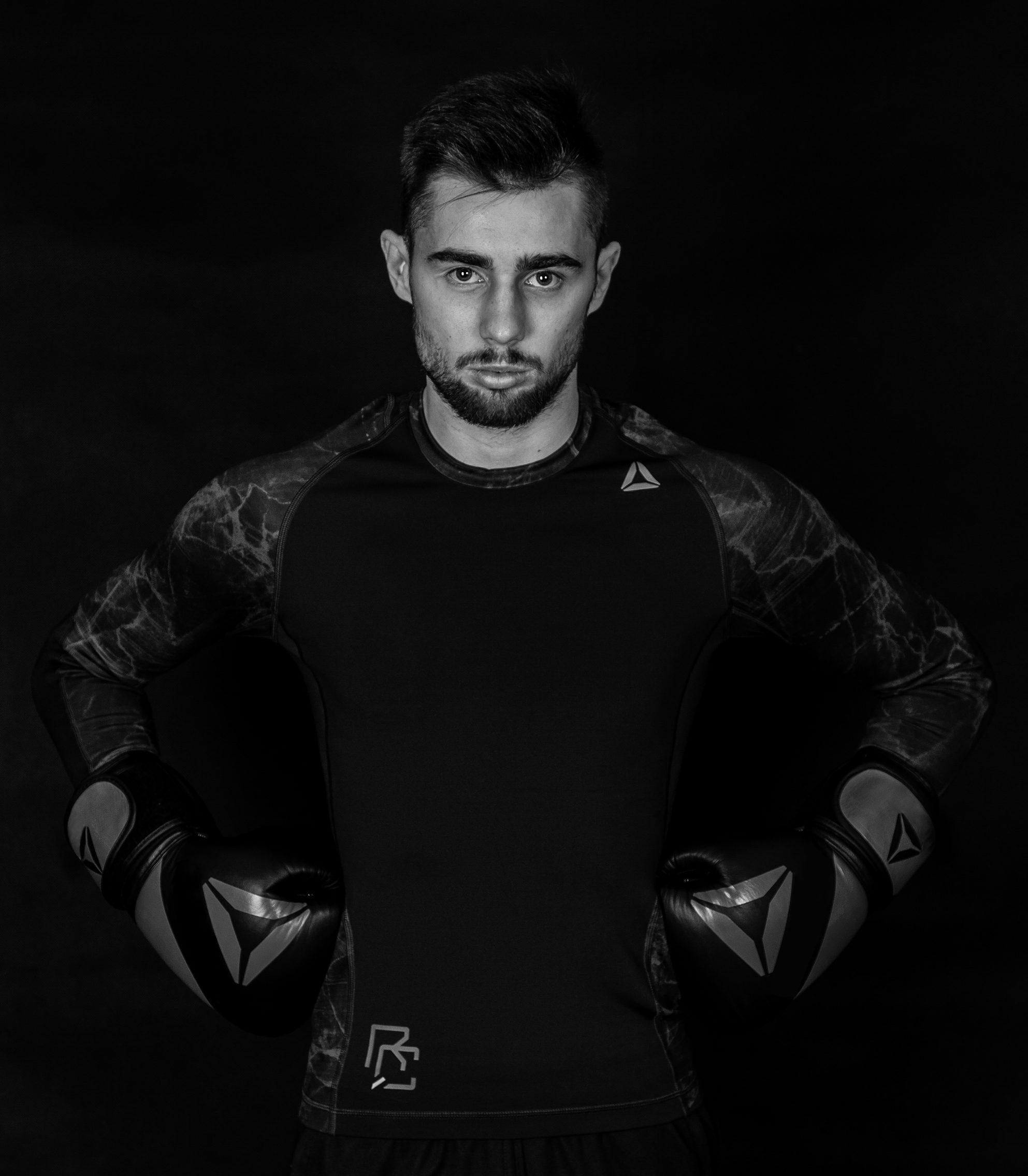 Kamil Holka mistrzem Polski w boksie