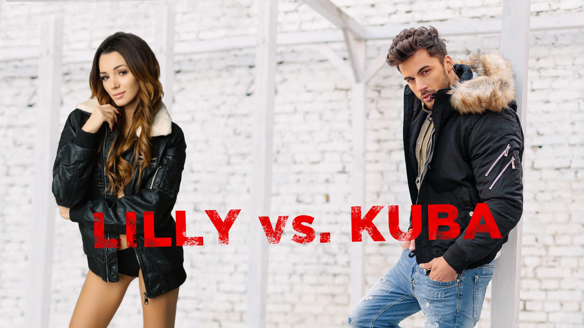 Lilly vs Kuba: co myślą o męskich spodniach – rurkach?