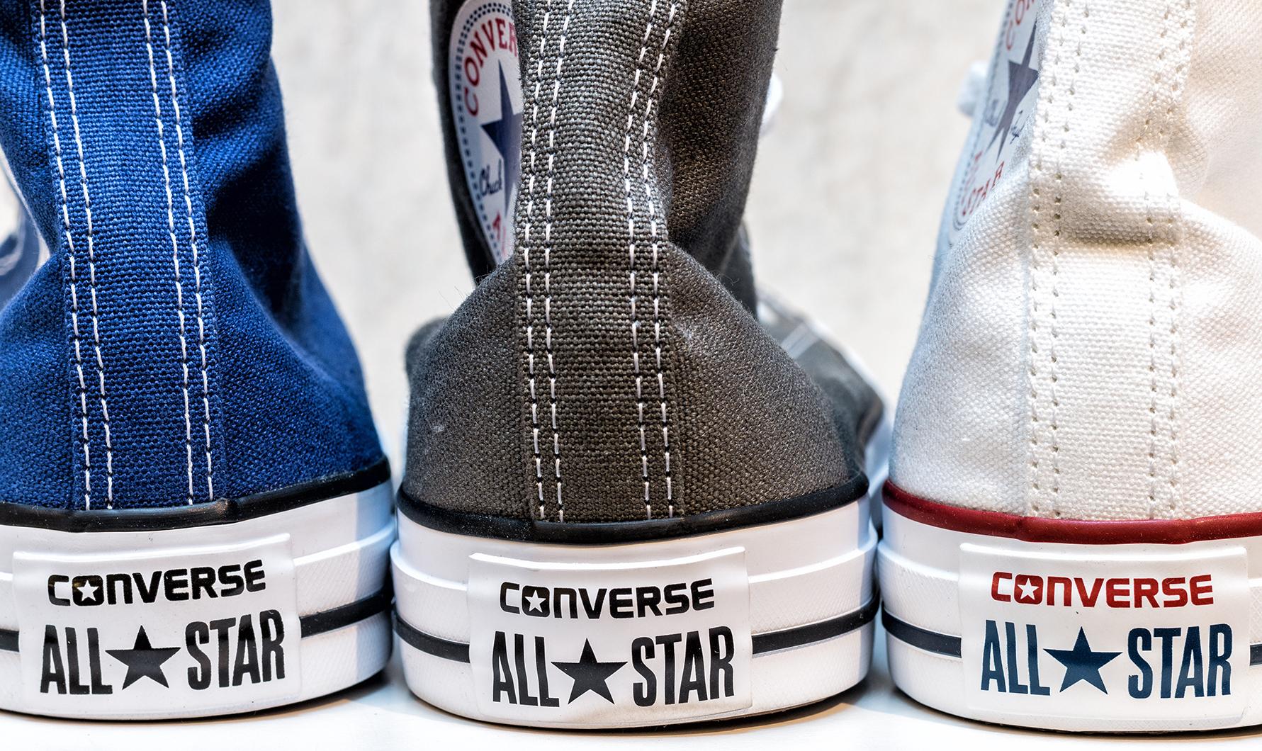 Historia kultowych butów – Converse