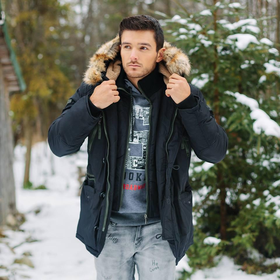 Moda męska – zima też może być trendy