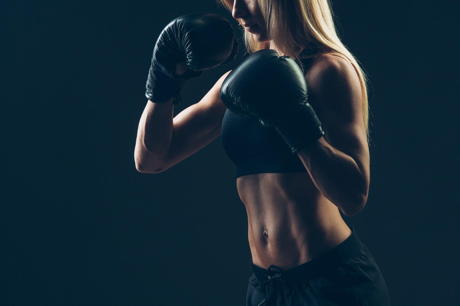 Seksowne twardzielki, czyli boks dla kobiet