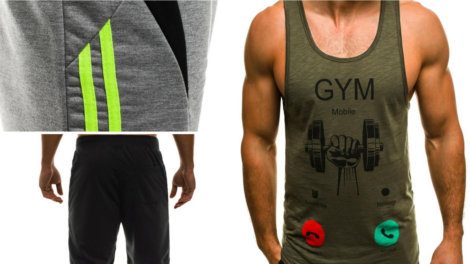 Co ubrać na siłownię