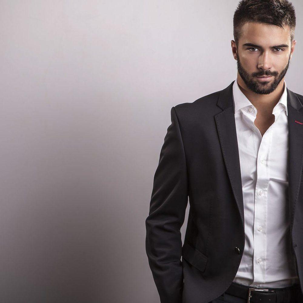Styl mężczyzny - elegancka stylizacja
