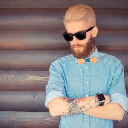 Farbowanie brody – hit czy kit?