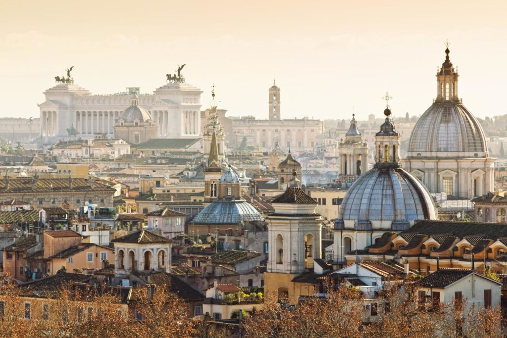Rzym na majówkę 2018