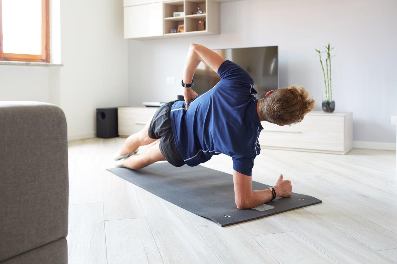 Ćwiczenia w domu bez sprzętu: aplikacje, dzięki którym wyrzeźbisz swoje ciało