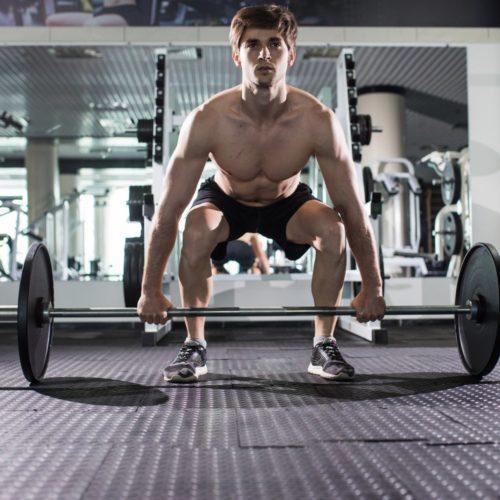 Ćwiczenia na górną część klatki piersiowej