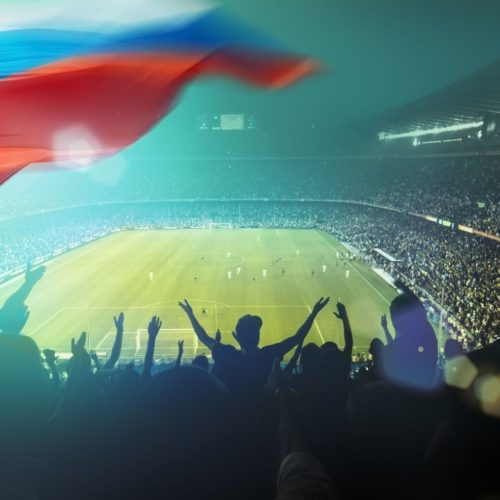Ćwierćfinał mundialu 2018
