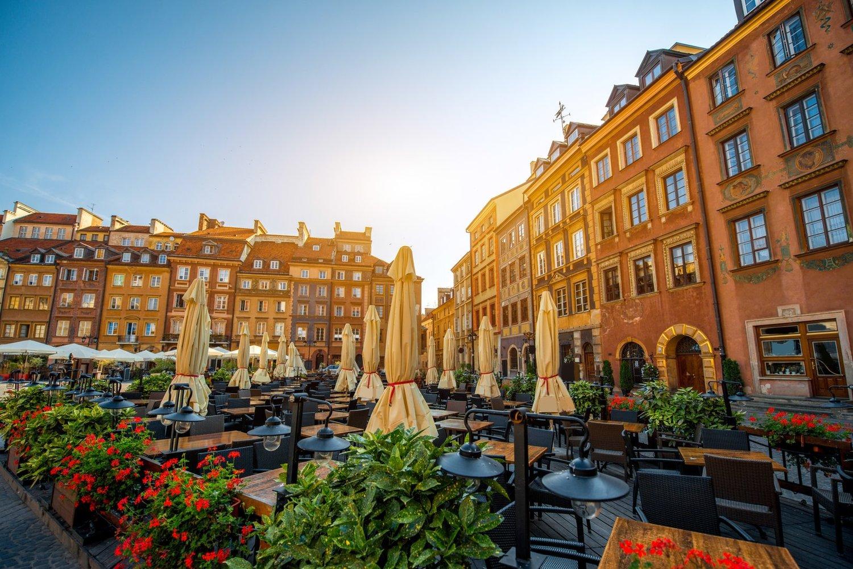 Lato w mieście 2018 – co robić, jak żyć?