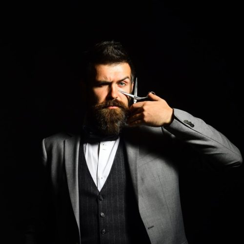Samodzielne trymowanie brody