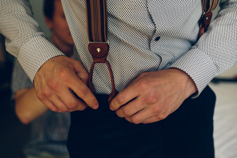 Szelki czy pasek? Co wybrać i do czego nosić?