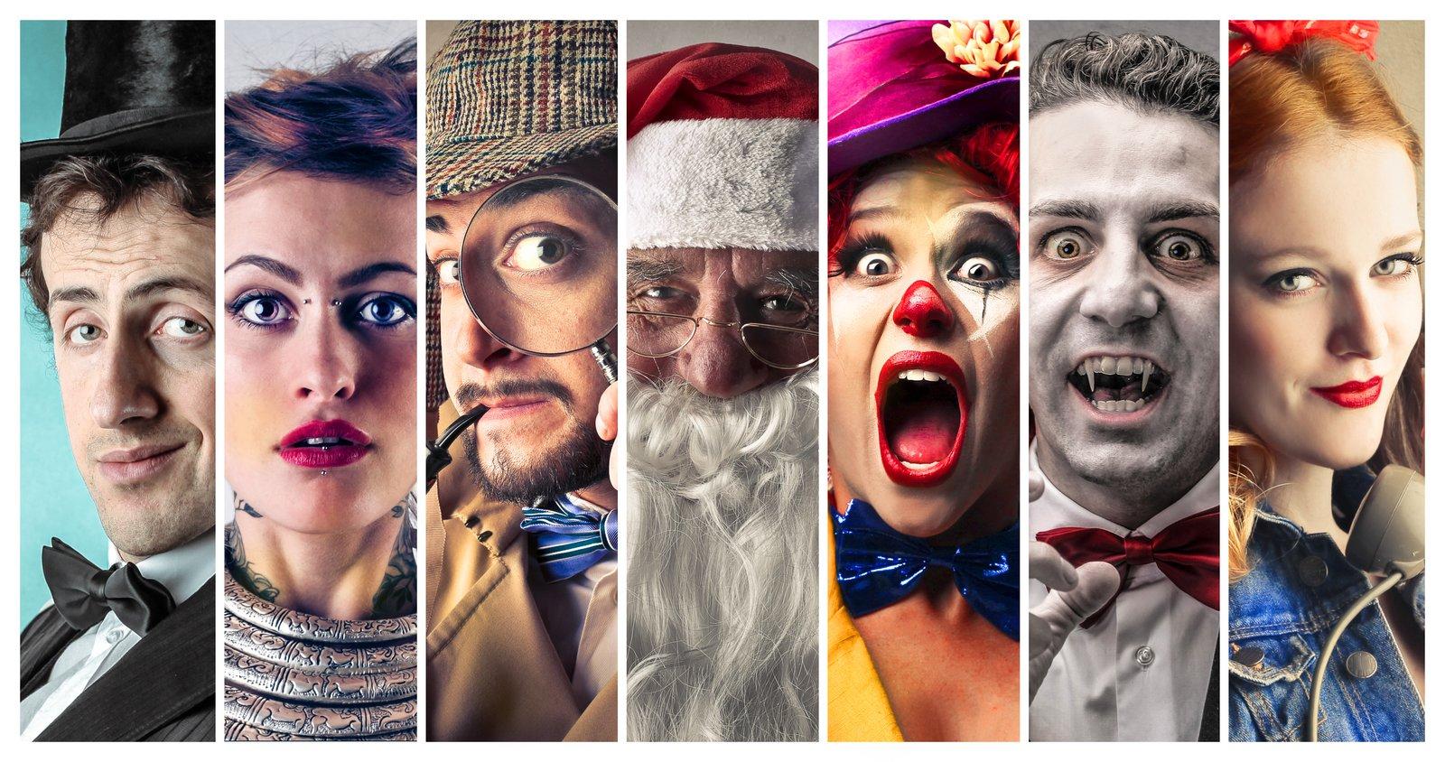 Proste przebrania na Halloween: 4 propozycje banalnych stylówek na imprezę