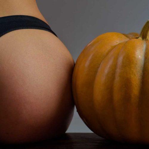 PumpkinAss PumpkinButt