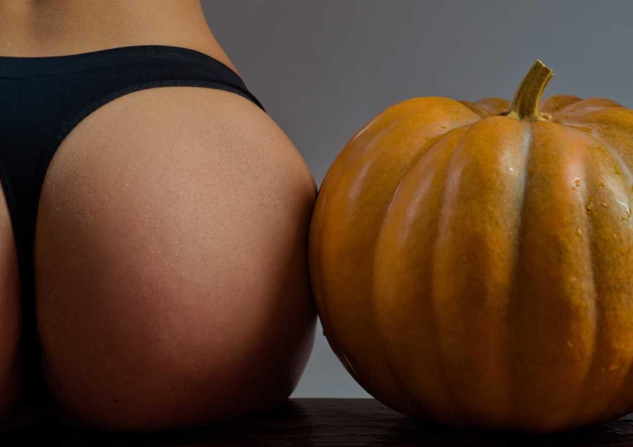 #PumpkinAss, czyli kolejny dziwaczny trend Halloweenowy na Instagramie