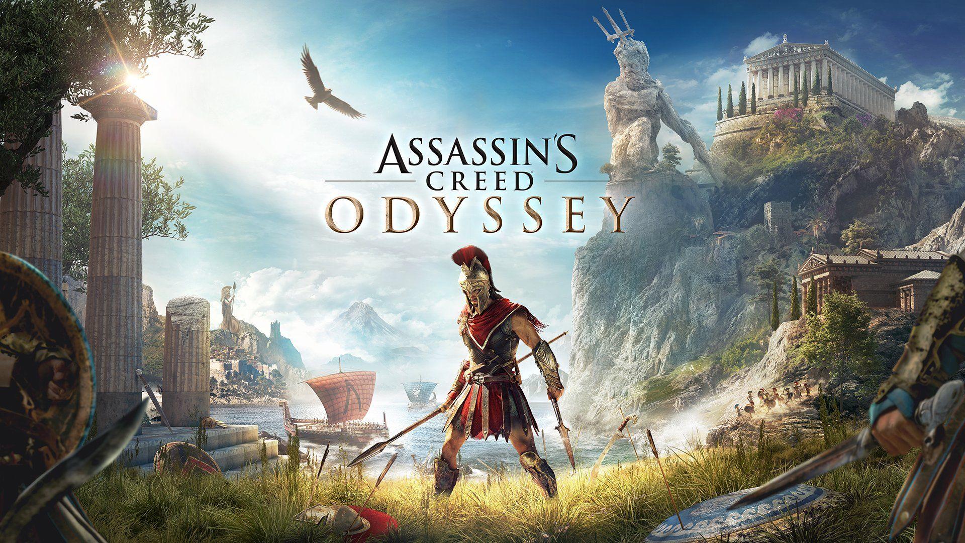 Assassin's Creed Odyssey. Seria powraca w dobrym stylu