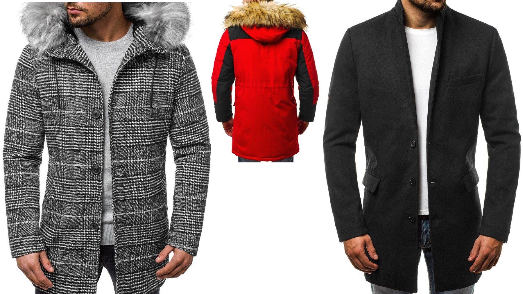 Płaszcze i kurtki zimowe