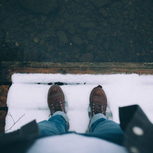 Buty za kostkę