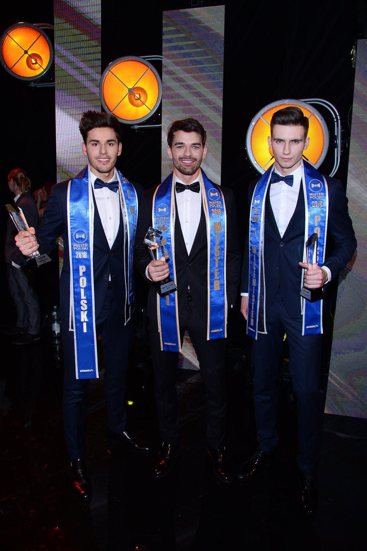 Finaliści konkursu Mister Polski 201