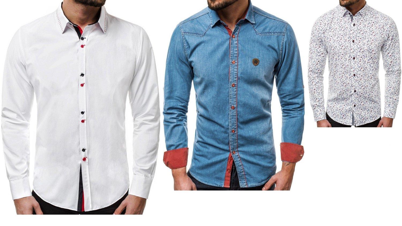 Rodzaje koszul męskich eleganckich