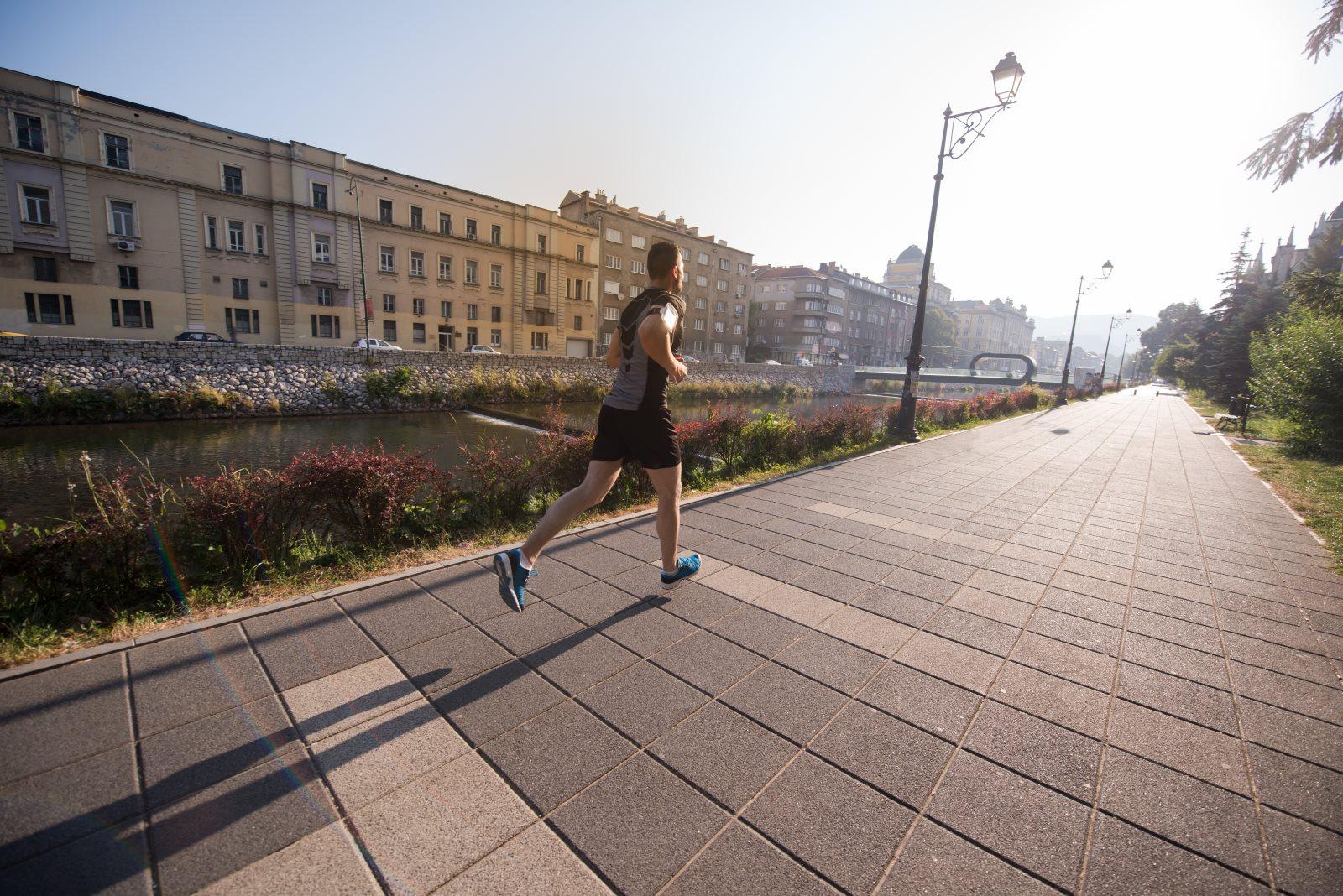 Czy bieganie w mieście jest zdrowe?