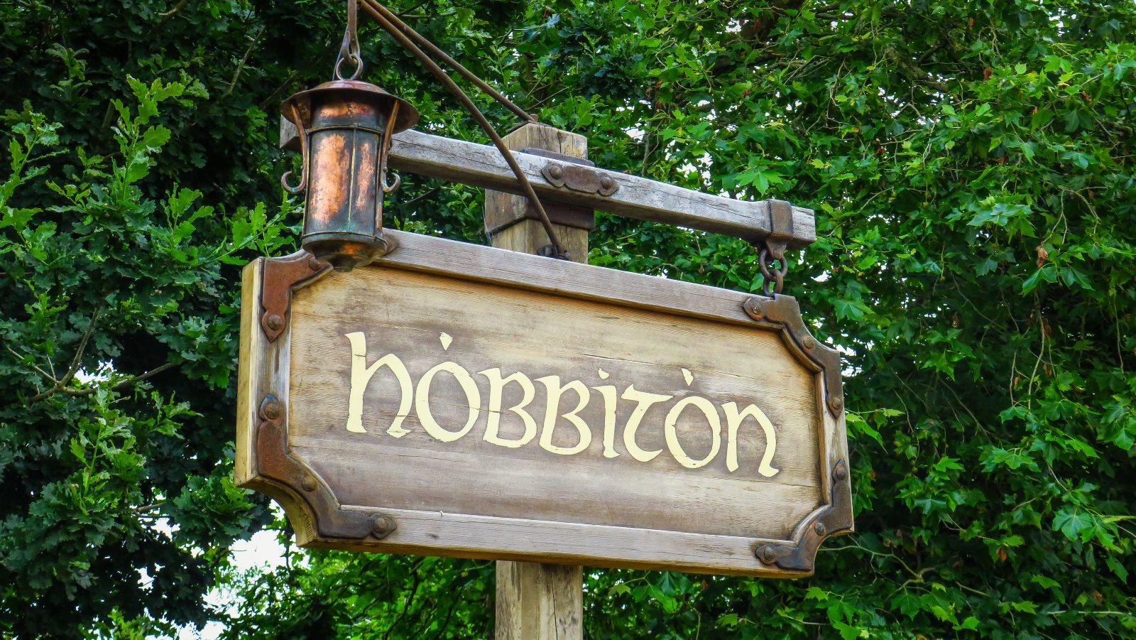 Hobbiton Władca Pierścieni