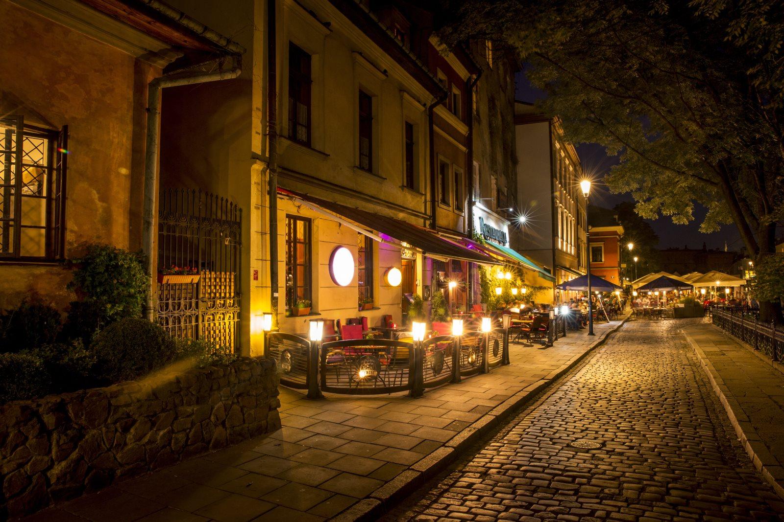Dzielnica żydowska na Kazimierzu