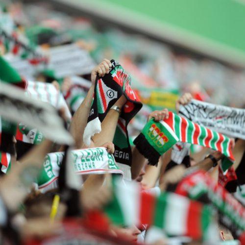 Legia Warszawa w rundzie finałowej Ekstraklasy 2019