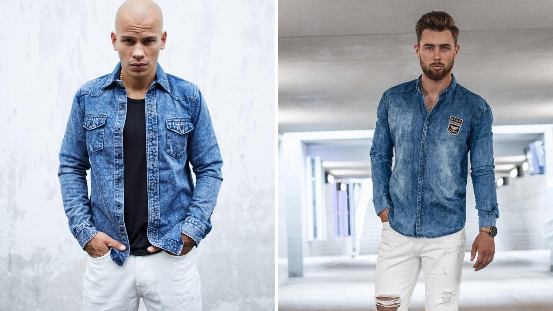 Białe spodnie męskie – jak je nosić, z czym łączyć?