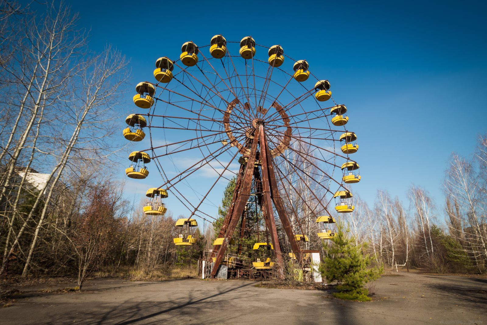 Wycieczka do Czarnobyla na własną rękę. Co zabrać, o czym pamiętać?