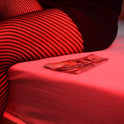 striptizerka w domu publicznym