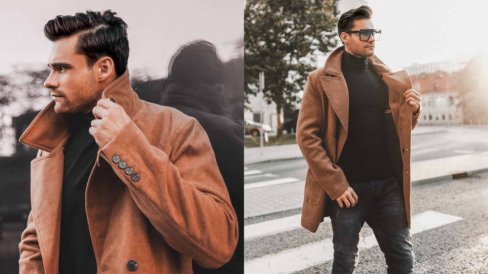 Jak dobrać płaszcz męski do sylwetki? Praktyczny poradnik