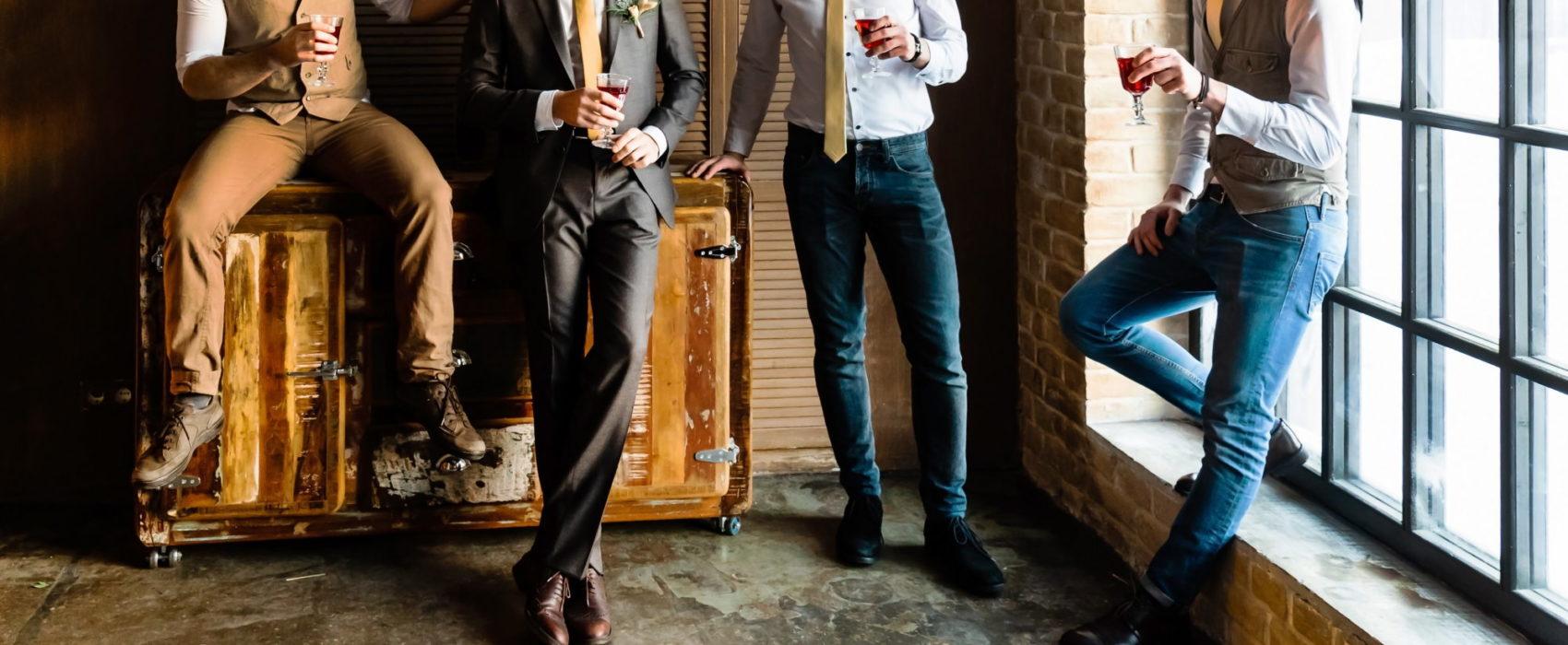 moda męska wiosna lato 2020