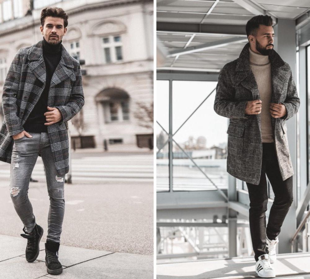buty do płaszcza męskiego