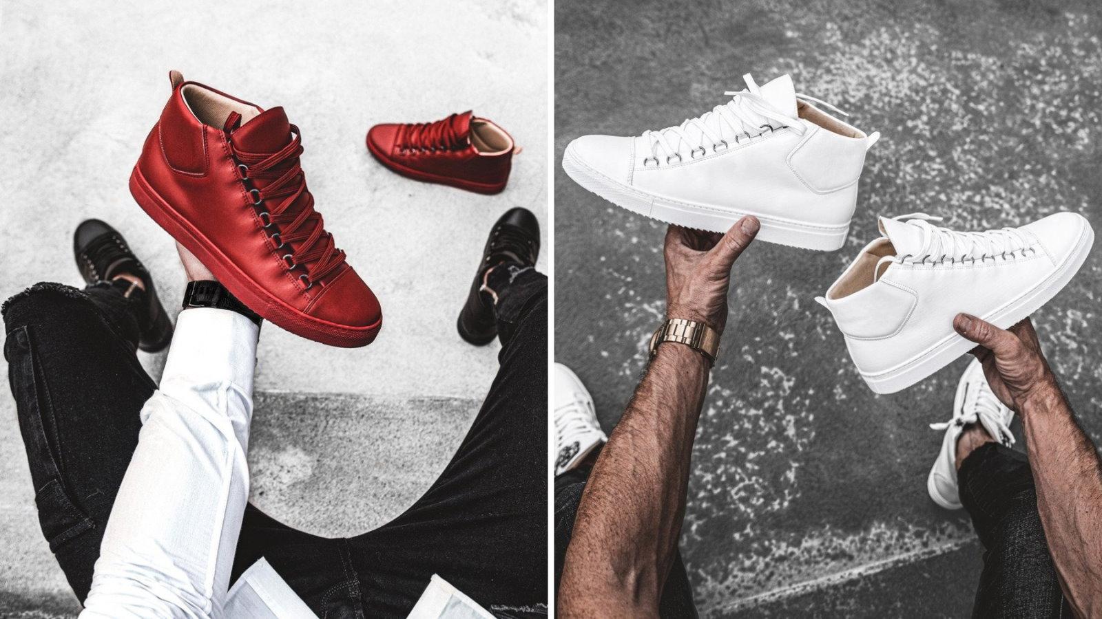 Jak czyścić sneakersy? Sprawdzone sposoby!