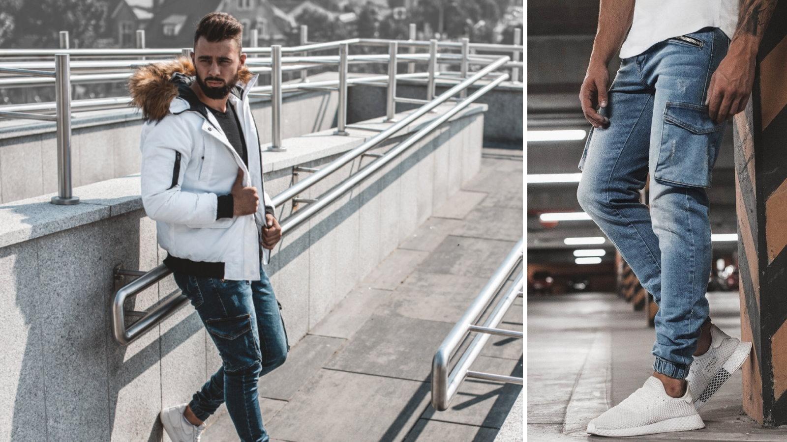 białe sneakersy stylizacja